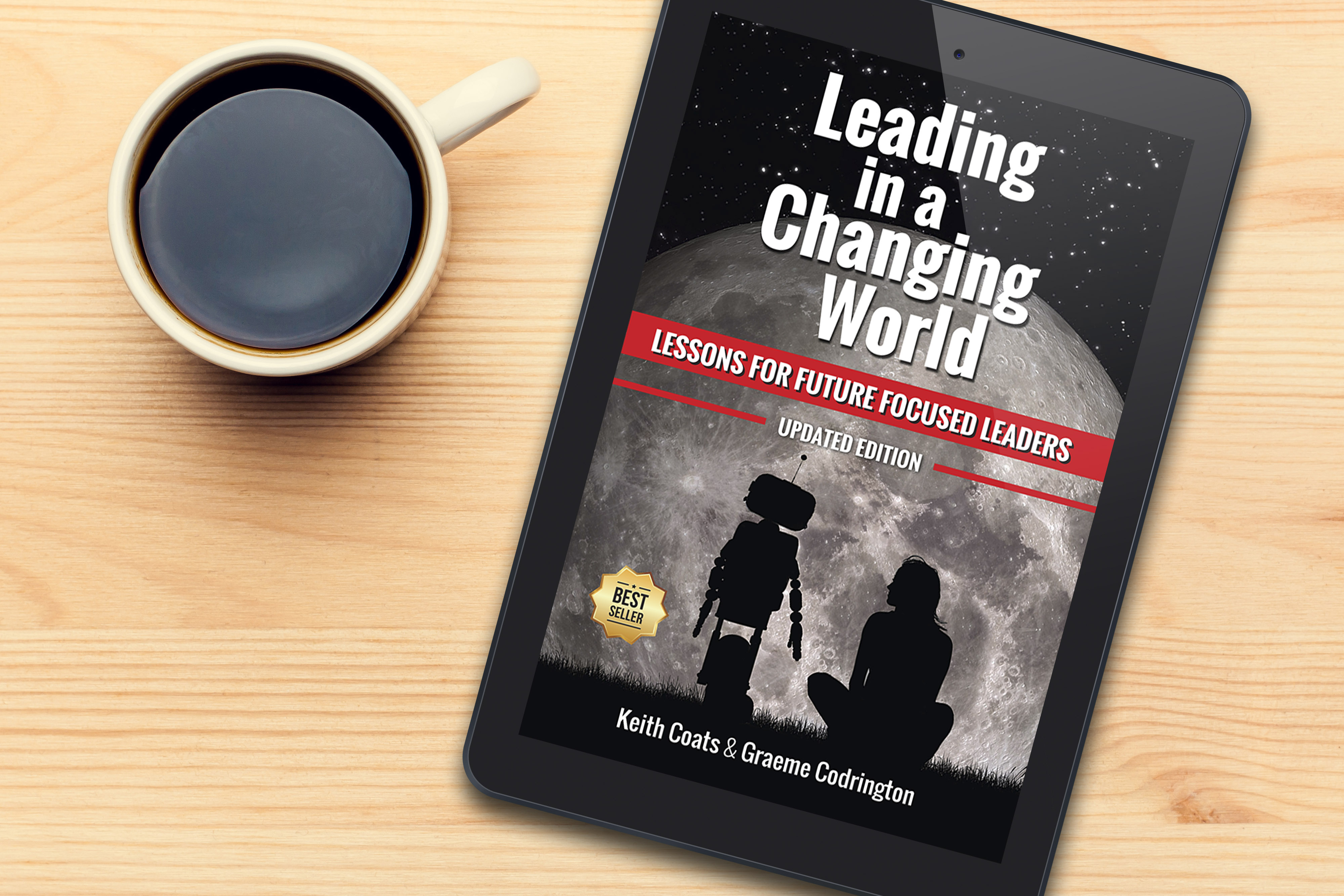 Leading in a Changing World – The Updated Edition is here!