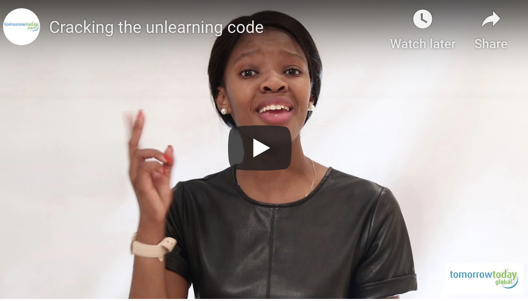 Video 1: Cracking the unlearning code