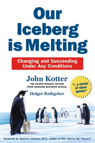 Book review: Our Iceberg Is Melting