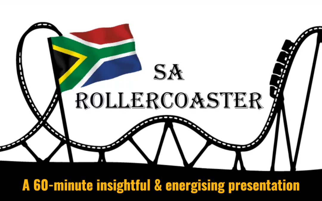 The SA Rollercoaster – March 2020 update!
