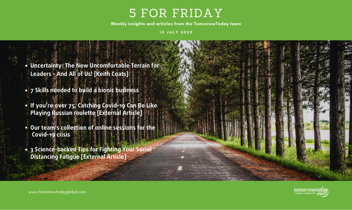 5 for friday 10 July