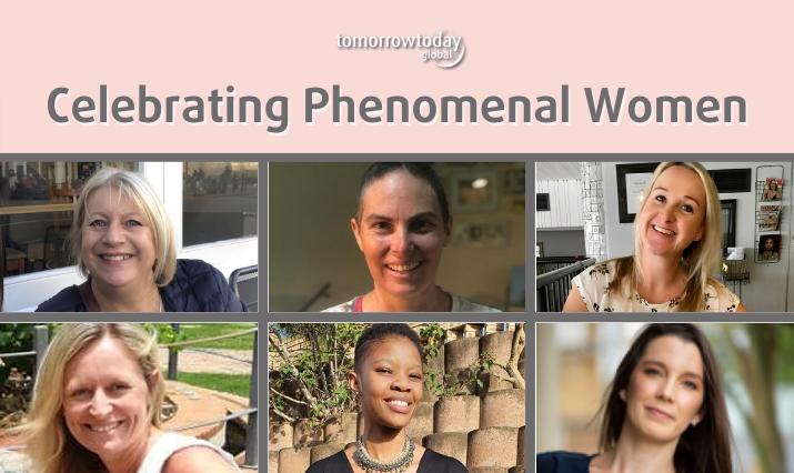 Celebrating Phenomenal Women :)