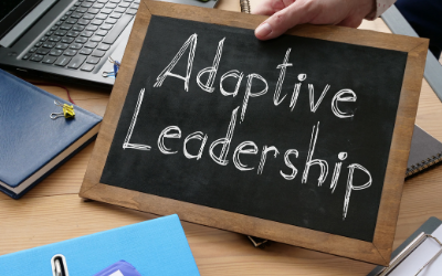 Why Adaptive Leadership is Vital for Getting Your Organisation through COVID Disruption
