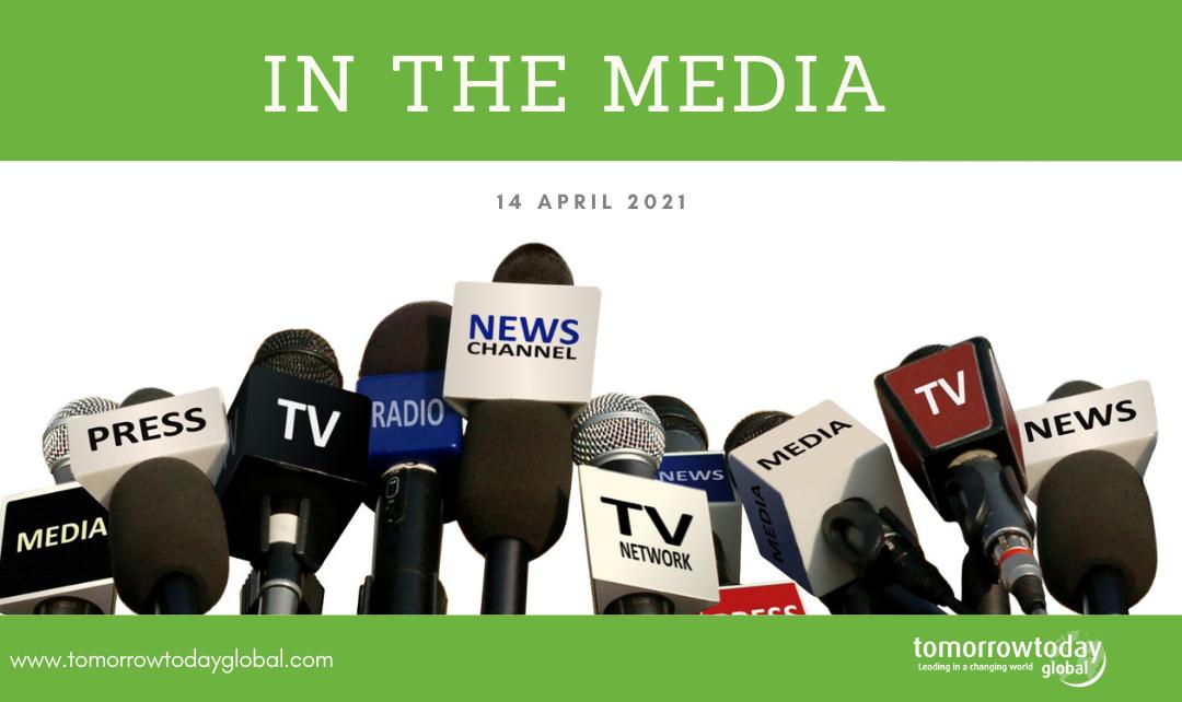 In the Media – April 2021 Update
