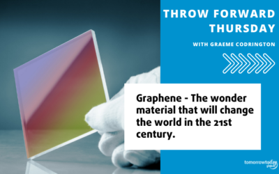Throw Forward Thursday 2: Graphene